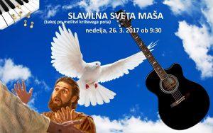 Slavilna sv. masa v Dravogradu (2)
